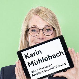 Karin Mühlebach
